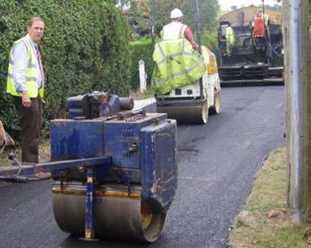 Asphalt Surfacing Contractors