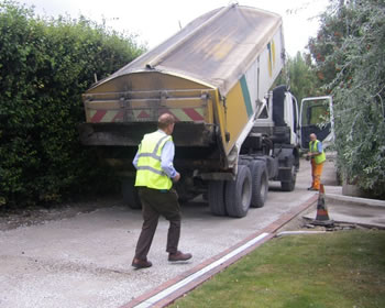 Asphalt Footpath Contractors