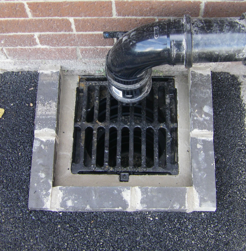 Foul storm surface water sub soil drainage for Surface drainage solutions