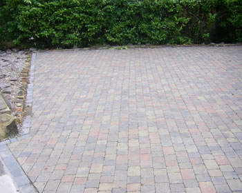 driveway block paving specialists in nottingham
